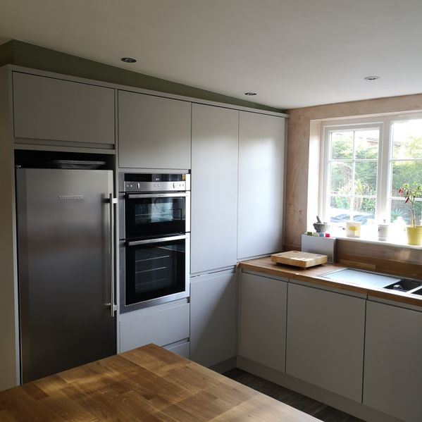 installation of kitchen work tops in norfolk