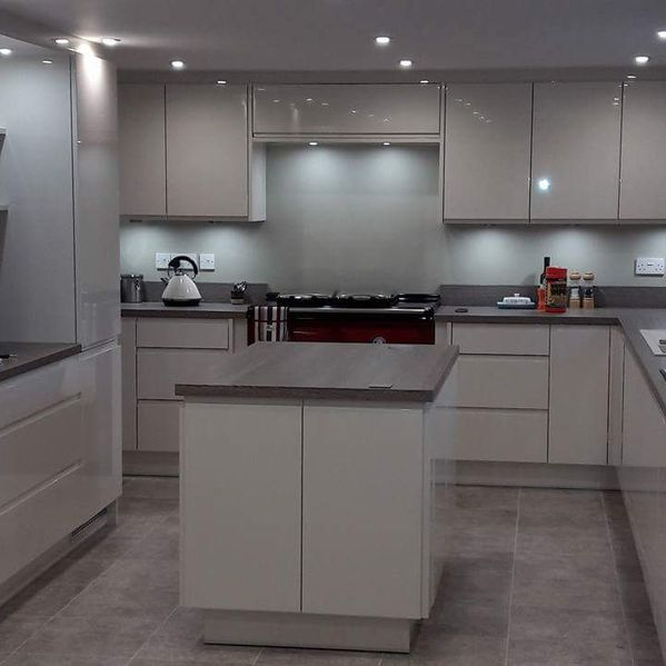 installation of kitchen in norfolk