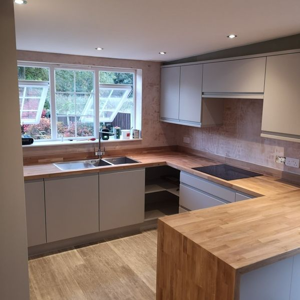 wooden worktops in norfolk